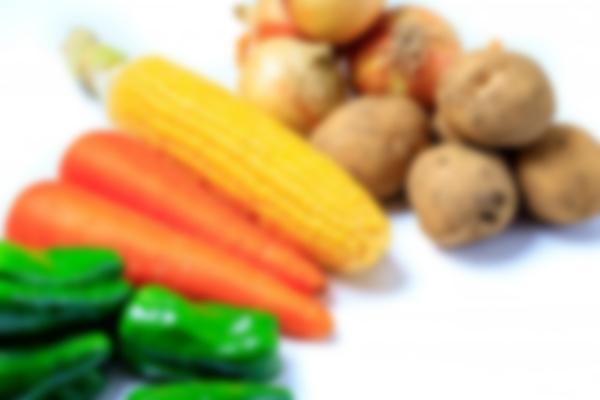モザイクお野菜