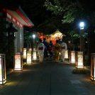 夏の風物詩「江の島灯籠」が 2018年「日本夜景遺産」認定