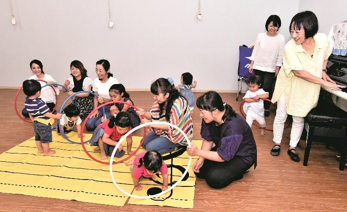 第一楽器千里中央教室では無料体験を実施中
