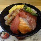 【築地】大人気の場外市場で落ち着いて海鮮丼ランチ@挙母鮨