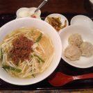 吉祥寺の台湾料理店「旺旺(ワンワン)」の絶品汁ビーフンランチ!