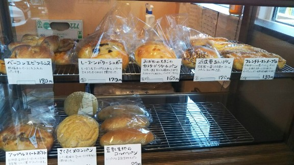 OPENは週に3日!自家製酵母のパン屋さん「てんとうむし工房」