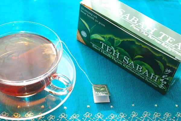 Sabah tea