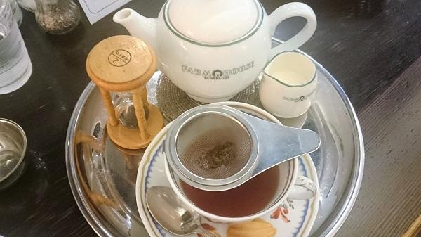 TANAKA tea