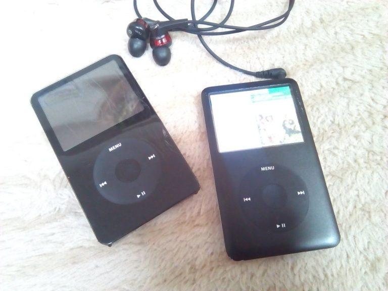iPodまだまだ愛用中!1万円以下で修理してもらいました★