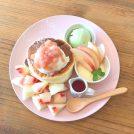 【季節限定】フォトジェニックなパンケーキ@市原「CAFE KRUZE」