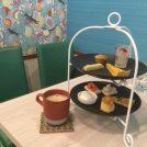 アフターンティとほわほわパンケーキで夢見心地になれるカフェ【雪ノ下】@青葉台