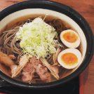 【西新宿】一度食べたらもう病みつき!冷たい肉そば〜都内で楽しむ田舎蕎麦#3