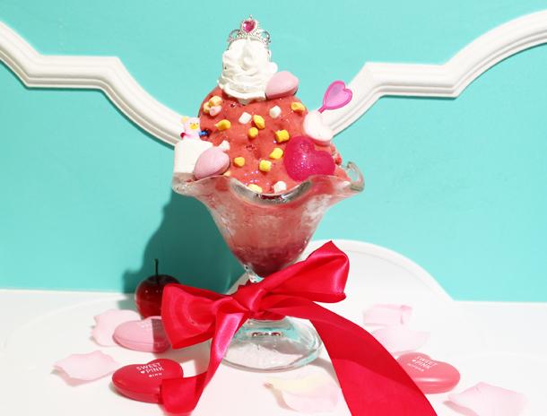 【吉祥寺】ファンシーなカフェ「Suger Lilly(シュガーリリー)」の乙女な生イチゴかき氷