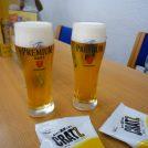 天然水でビール作りの見学ツアー 武蔵野ブルワリー