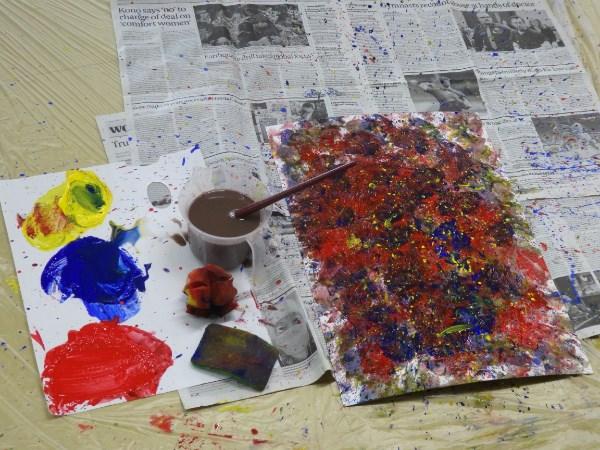 自由研究にぴったり!夏の課外体験レポート第一弾『実験天才アート』◎