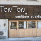 新規オープン・「Ton Ton (トン トン)」が三津駅前に