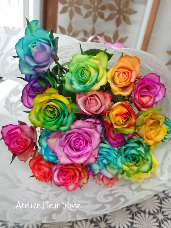 リニューアル・「Atelier.Fleur Rose (アトリエ.フルール ロゼ)」