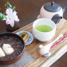 急須で入れるお茶は極上の味わい!酵素玄米ランチも人気の和みカフェ『茶暢家(ちゃのんけ)』@紫原