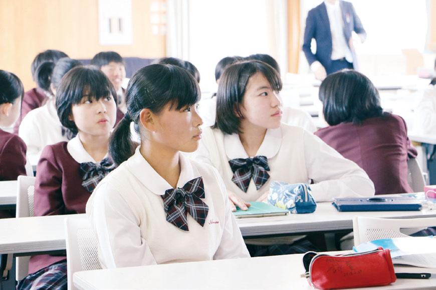 市邨中学校
