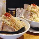 野菜がいっぱいの大満足ラーメン「麺や久二郎」