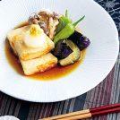 フライパン揚げ出し豆腐