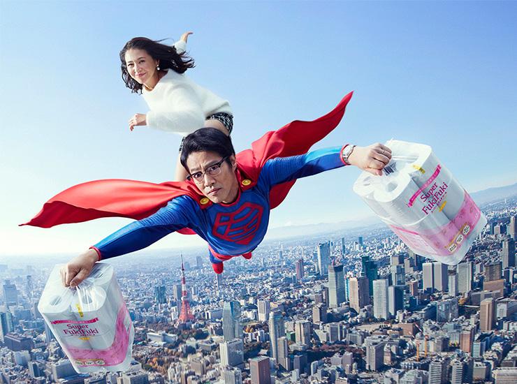 「スーパーサラリーマン左江内氏」