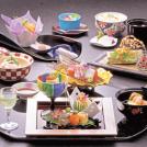 【料亭  竹千代】料亭の華やかな会席でお祝いを!
