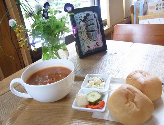 立川 スープカフェ