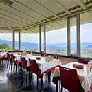 絶景を眺めながら食事を楽しめる!「 レストラン&カフェ」