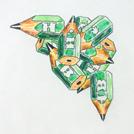 【国分寺】10/24(水)~12/9(日)「赤瀬川 原平・未発表コラージュ」展-丘の上APT