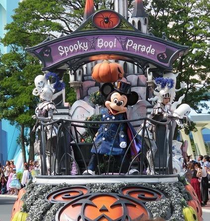 東京ディズニーリゾートの秋のスペシャルイベント!「ディズニー・ハロウィーン」