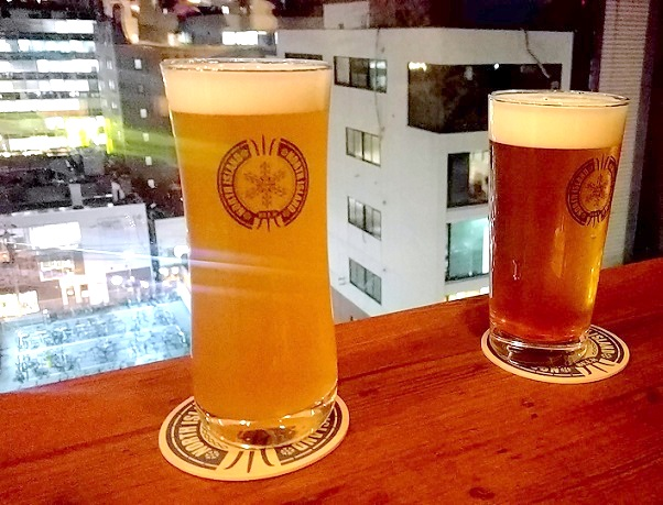 【札幌市中央区】江別の地ビール『ノースアイランドビール』移転OPEN