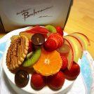 バウムクーヘンだけじゃない!フルーツ山盛の特別ケーキ!バッハマン平塚
