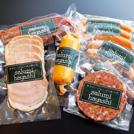 肉の自然な旨みを生かした自家製ハムやソーセージの専門店 salumi hayashi