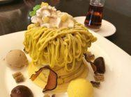 【泉区】食欲の秋!まるでモンブラン!? 芋・栗・カボチャのパンケーキ♪