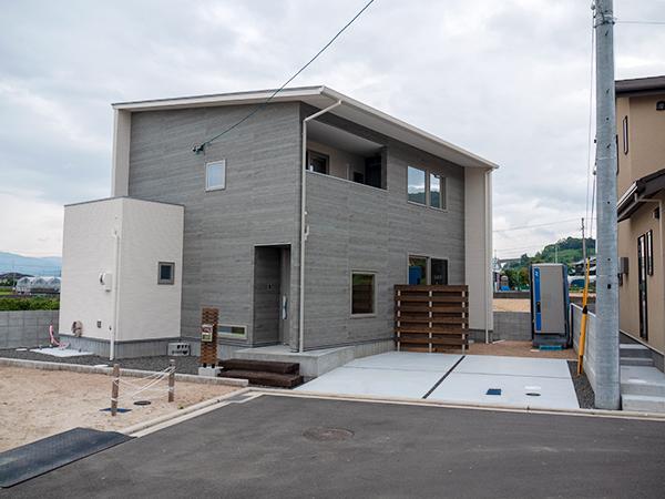 Tsudouの家外観-P2310863