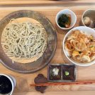 創業大正9年の老舗麺食堂が、おしゃれ蕎麦屋さんに変身!「柳屋」(新栄)