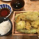 女性客も入りやすい!天ぷらスタンド「KITSUNE」今池店で、お値打ちランチ