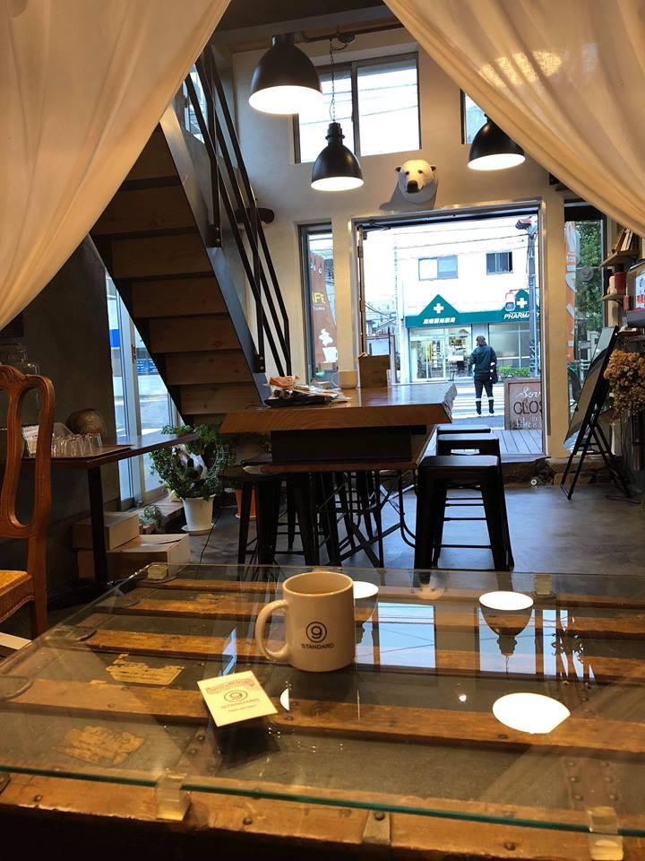 毎日3杯のコーヒーが月額5400円!? 9STANDARD in平塚