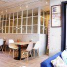 8月オープン。まるで海辺のカフェ!居心地グッドなホームメイドスイーツカフェ 「タルトストーン」@丸の内