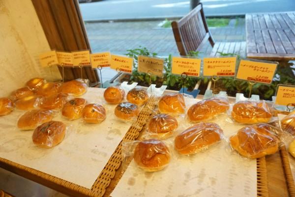 南茨木で人気のベーカリー&カフェ「トタリテ」☆紅茶クリームパンがイチオシ