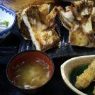 驚きのボリューム! !  一度は行ってみたい「福浦漁港 みなと食堂」