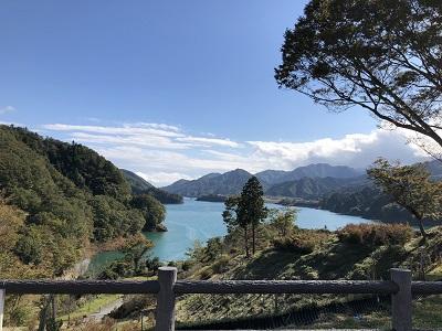 宮ヶ瀬湖 紅葉見ごろ 2