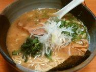 【大和】鯛と豚骨のwスープに納得 麺や 鐙(あぶみ)