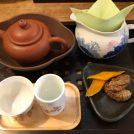 まんぷく~!本格中国茶と占い体験♪@木之花茶館