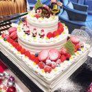 【恵比寿】ウェスティンホテル東京のクリスマスケーキがすごい!