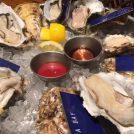 【日比谷】日本・世界のおいしい牡蠣をワインとともに堪能!ランチ時間も長い◎