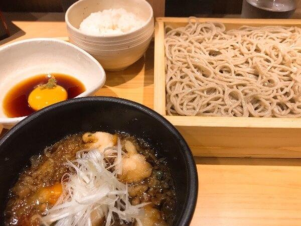 【東京駅】大人気店「蕎麦きり みよた」並ぶならここ、八重洲を狙おう!