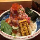 【銀座】海鮮丼ランチが1000円!隠れ家お寿司屋さん!!