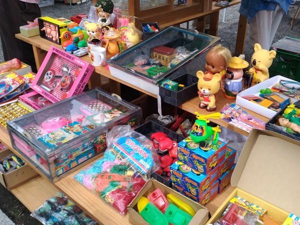 【真岡】大前神社のお宝骨董市は500円以下でも買える古道具・雑貨の宝庫