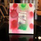 八千代ART×CAFE(5)特選珈琲×わかばやしかよこさん