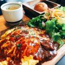 【小平】毎日行列!幸せたまごのオムライスとパンケーキのお店『eggg cafe(えぐぅ~カフェ)』