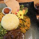 河内長野「アマヤ」でスパイスたっぷり、美味しいスリランカ料理を!