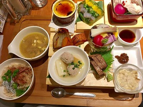 横浜頂食堂